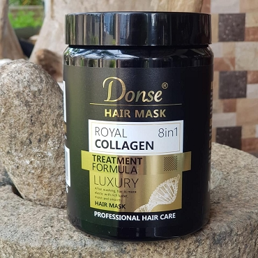 Wellice DONSE Hair Mask Royal Collagen 8 in1 Luxury Treatment 1000ml
