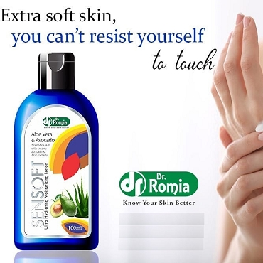 Dr Romia Sensoft Ultra Hydrating Moisturizing Lotion 100ml