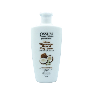 OSSUM Intense Moisturizing Hand and Body lotion 250ml