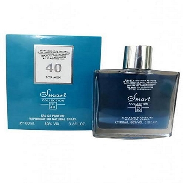 40 For Men Smart Collection Perfume