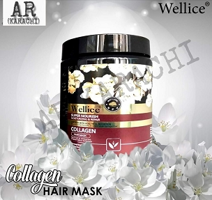 Wellice Super Nourish Collagen Hair Mask 1000ml