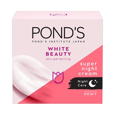 Ponds Beauty Super Night Cream 50 Gm