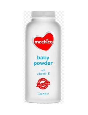 Mechico Baby Powder 100Gm