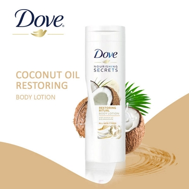 Dove Nourishing Secrets Restoring Ritual Body Lotion 250ml (Germany)
