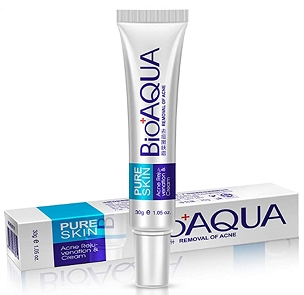 BioAqua Acne Cream Anti-Wrinkle Removal Scar Blemish Marks Removal Unisex