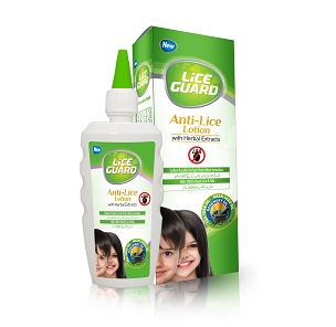 Caresse Lice Guard Anti Lice Lotion 90ml