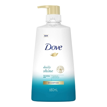 Dove Daily Shine Shampoo 680ml