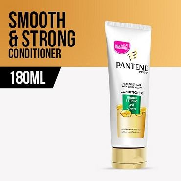 Pantene Smooth & Strong Conditioner 180ml