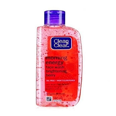 Clean & Clear Morning Energy (Berry) Face Wash 100ml
