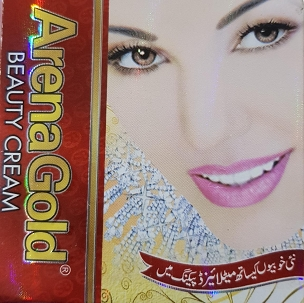 Areena Gold Beauty Cream