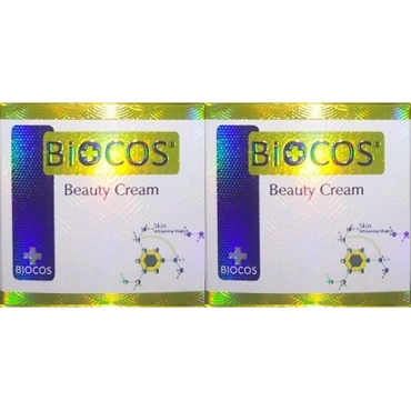 Biocos Emergency whitening cream (Pack of Two)