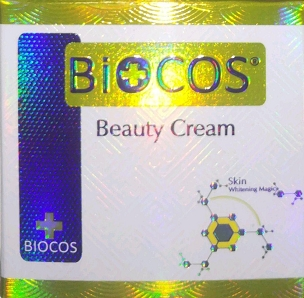 Biocos Emergency whitening cream