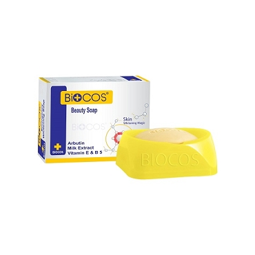 Biocos Whitening & Anti Acne Soap Large