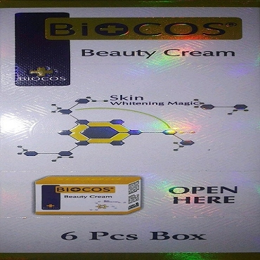 Biocos whitening cream (Pack of Six)