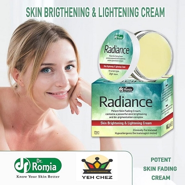 Dr Romia Radiance Skin Brightening & Lightening Cream