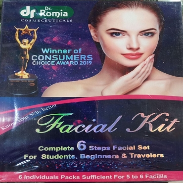 Dr Romia Whitening Facial Kit