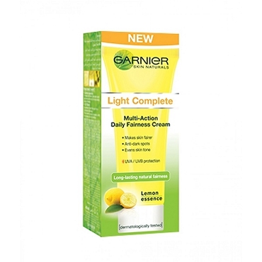 Garnier Light Complete Daily Fairness Cream