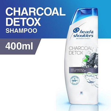 Head & Shoulders Charcoal Detox 400ml