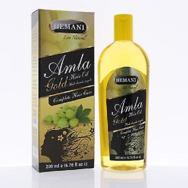 Hemani Amla Gold Hair Oil 200ml