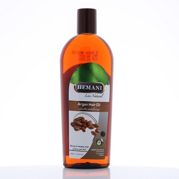 Hemani Argan Hair Oil 200ml