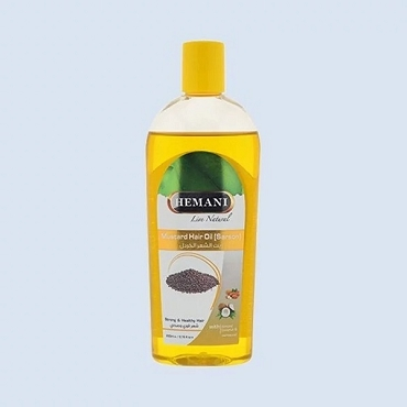 Hemani Mustard Hair Oil 200ml