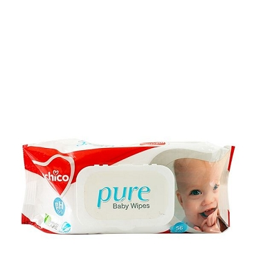 Mechico Pure Baby Wipes (Pack of 56 Wipes)