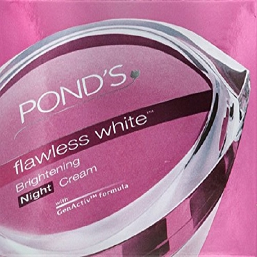 Ponds Flawless White Brightening Night Cream 50GM