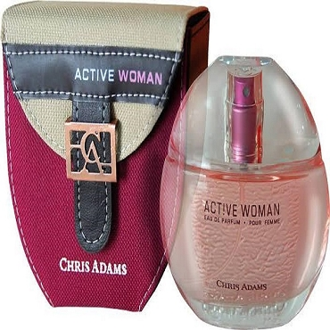 Active Women Perfume for Women 100ml (Chris Adams)