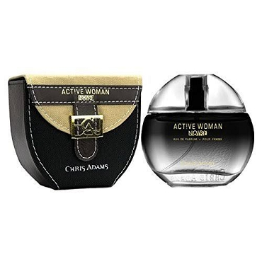 Active Women Perfume for Women 100ml black (Chris Adams)