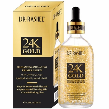 Dr Rashel 24k Gold Radiance Primer Serum DRL-1479 100ML