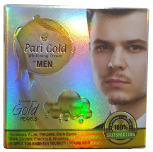 Pari Gold Cream for Men