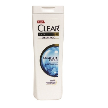 Clear Anti Dandruff Shampoo Clear Clean 400ml