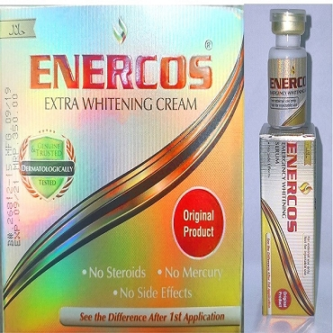 Enercos Extra Whitening Cream & Serum
