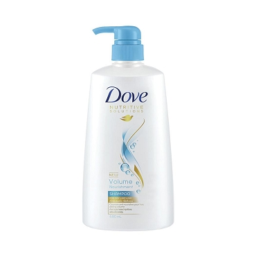 Dove Nutritive Solution Volume Nourishment Shampo (680 ml)