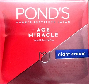 Ponds Age Miracle Nght Cream 50 Gm