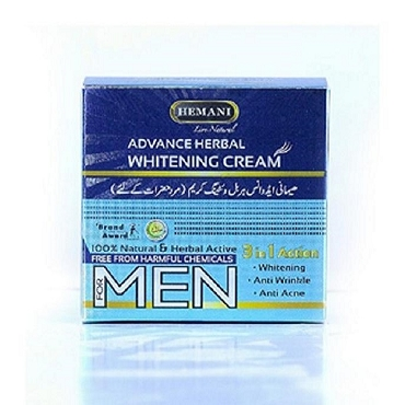 Hemani Advance Herbal Whitening Cream for Men