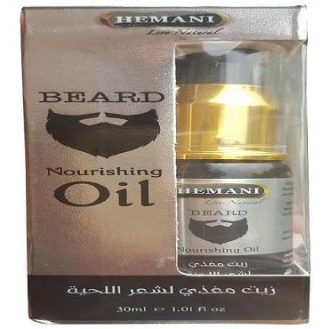 Hemani Beard Nourishing Oil 30ml Original