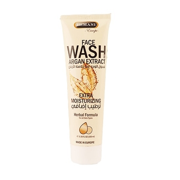 Hemani Argan Extract Facewash 100ml