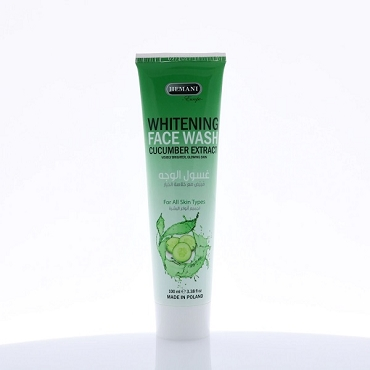 Hemani Whitening Facewash Cucumber Extract 100ml