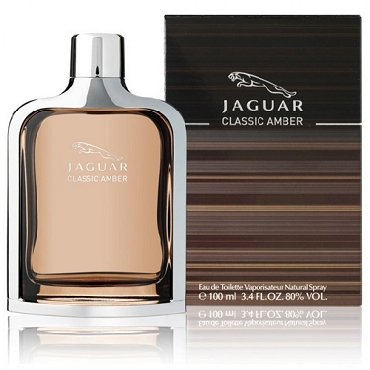 Jaguar Classic Amber EDT100ml