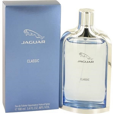 Jaguar Classic For Men EDT100ml 3.4FL.OZ Original (Made in France)