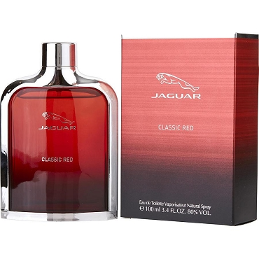 Jaguar Classic Red EDT100ml 3.4FL.OZ