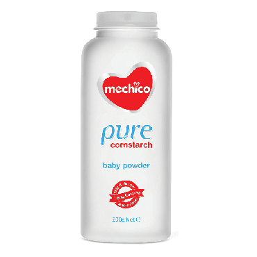 Mechico Pure CornStarch Baby Powder 200Gm