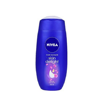 Nivea Moisturizing Shower Cream Skin Delight Original 250Ml