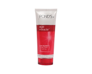 Ponds Age Miracle Cell ReGen Facial Foam 100g