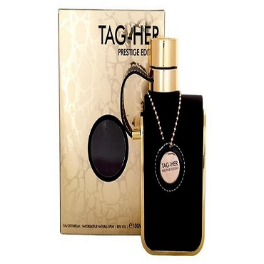 Tag Her Prestige Edition for Women 3.4oz 100ml EDP (Made in France)