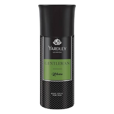 Yardley London Gentleman Body Spray 150Ml