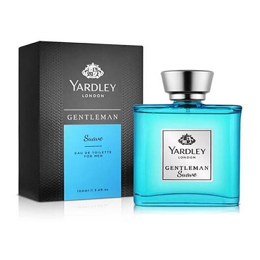 Yardley London Gentlemen Suave Original for Men - Eau De Toilette EDT100ml 3.4FL.OZ (Made in Uk)