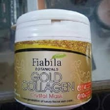 Fiabila Gold Collagen crystal mask 150 Gram