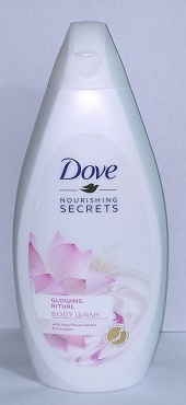 Dove Body Wash Glowing Ritual 500ml Uk